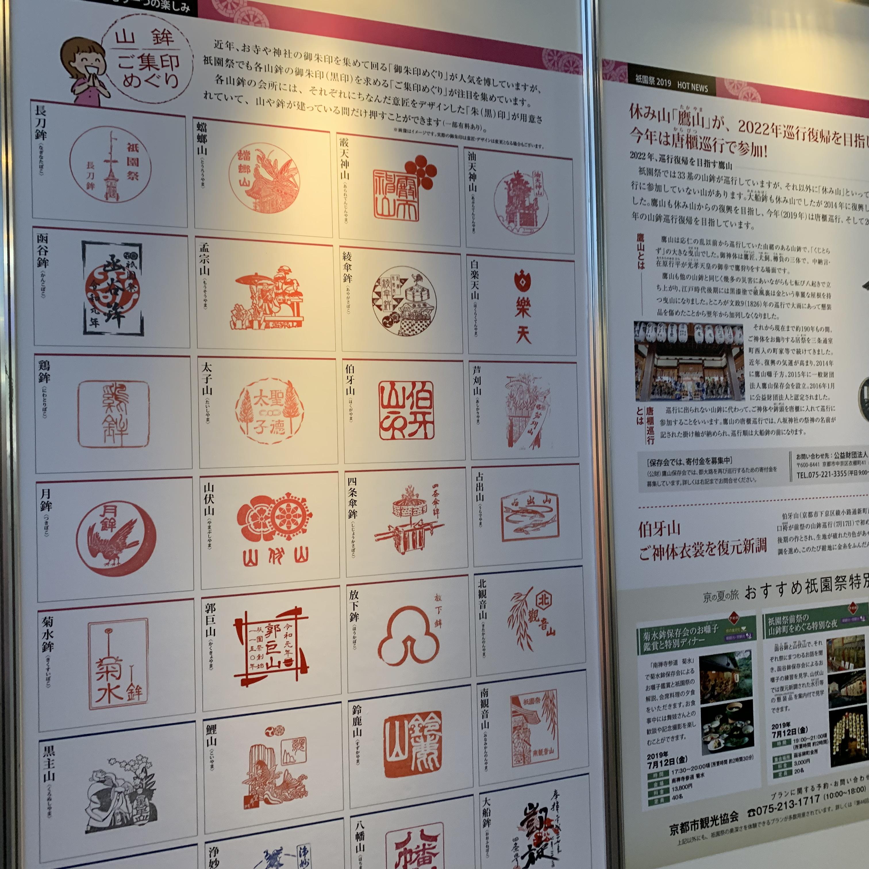 祇園祭展示