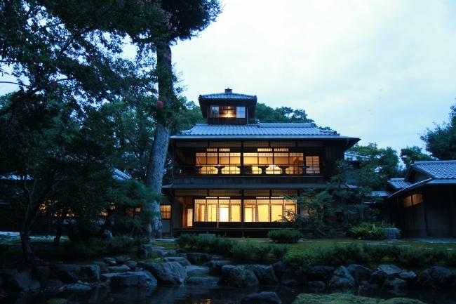 京の夏の旅 旧三井家下鴨別邸