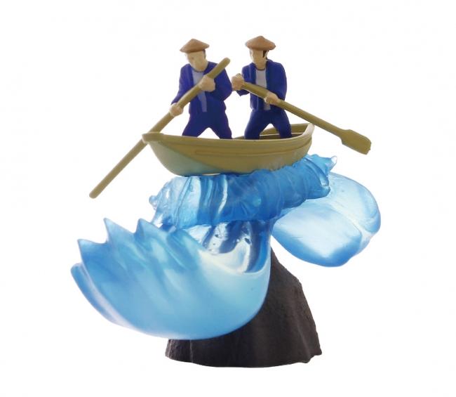 嵐山遊べるミニチュアシリーズ