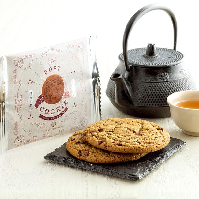 祇園辻利 しっとり柔らかい食感の「ソフトクッキー(抹茶・ほうじ茶)」