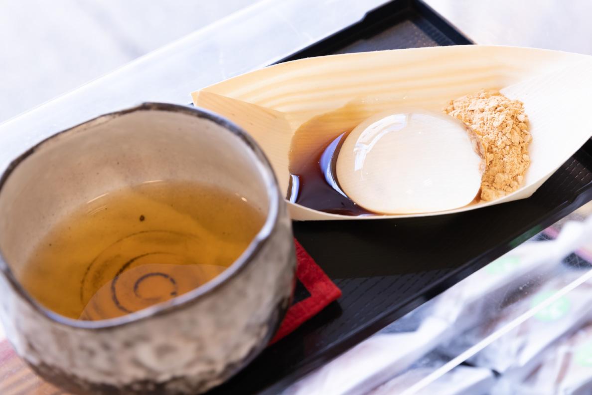 京都まるもち家「水まるもち」