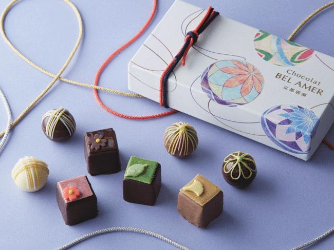 京都のショコラ専門店「ベルアメール京都別邸」